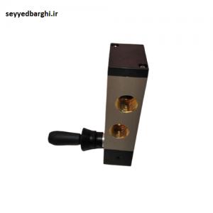 شیر دستی پنوماتیک 4H410-15 ایرکنترل