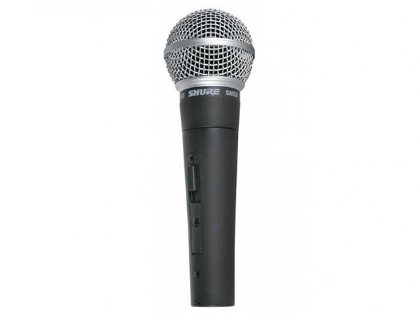 میکروفون داینامیک شور Shure SM58SE Vocal Microphone