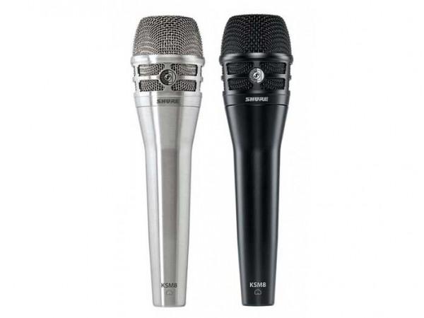 میکروفون داینامیک شور Shure KSM8 Dualdyne Vocal Microphone