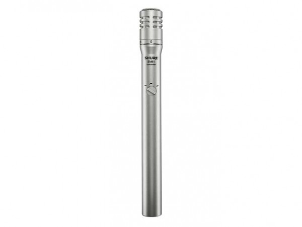 میکروفون کندانسور شور Shure SM81 Instrument Microphone