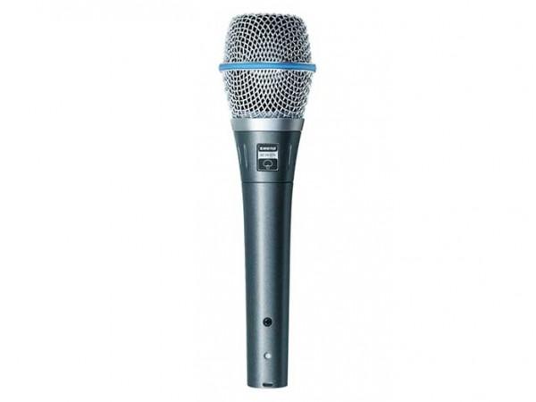میکروفون کندانسور شور Shure Beta87A Vocal Microphone