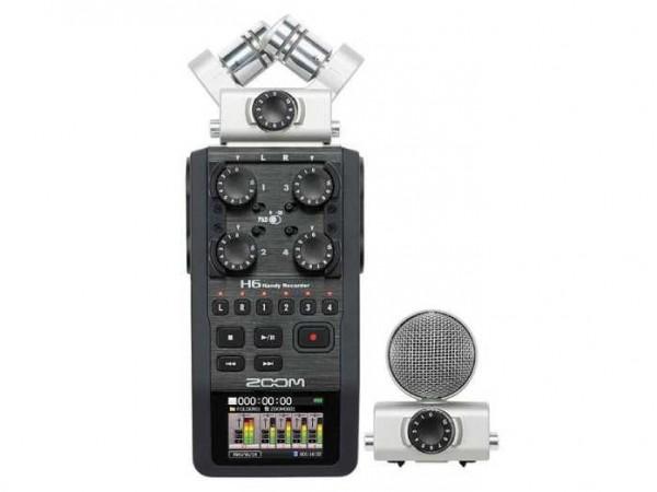 ضبط کننده زوم Zoom H6 Recorder