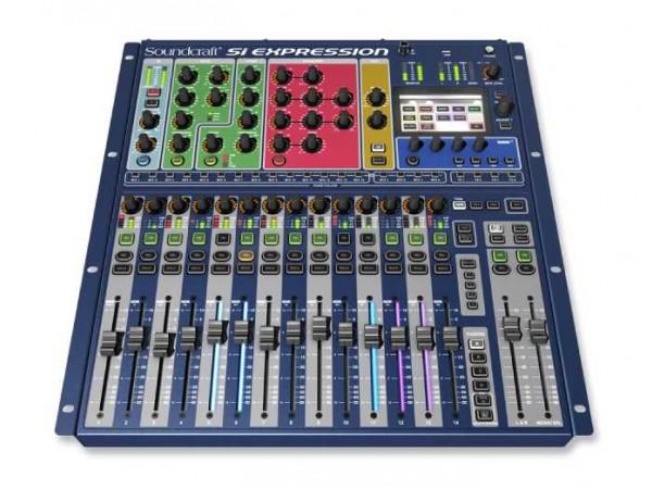 میکسر دیجیتال ساندکرافت Soundcraft Si Expression 1 Digital Mixer
