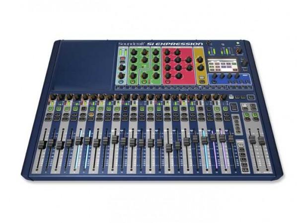 میکسر دیجیتال ساندکرافت Soundcraft Si Expression 2 Digital Mixer