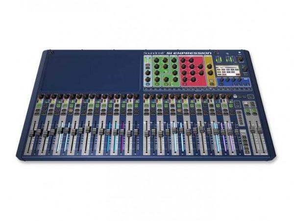 میکسر دیجیتال ساندکرافت Soundcraft Si Expression 3 Digital Mixer