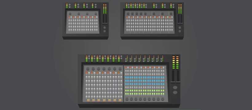 صفر تا صد نصب و راهاندازی میکسر صدا در 8 قدم