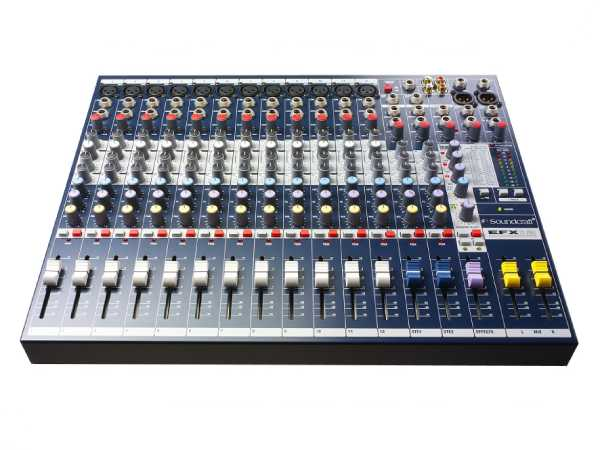 میکسر ساندکرافت Soundcraft EFX8 Audio Mixer