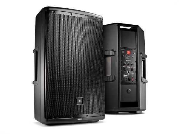 اسپیکر اکتیو جی بی ال JBL EON 615 Active Speaker