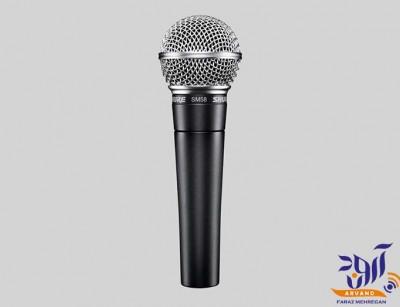 میکروفون شور SM58SE