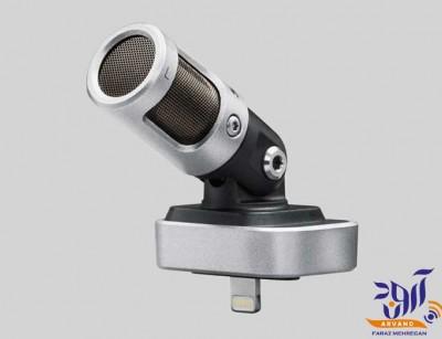 میکروفون خبرنگاری شور MV88