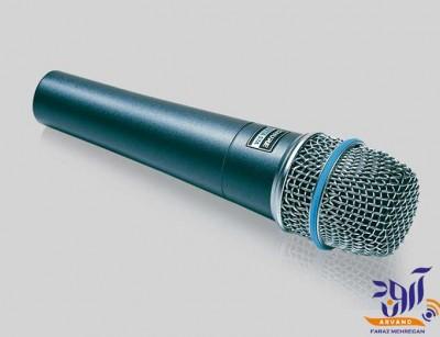 میکروفون شور BETA57A Instrument