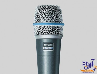میکروفون شور Shure BETA57A Instrument Microphone