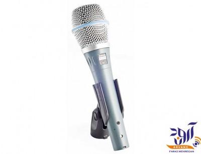 میکروفون کندانسور شور Beta87A