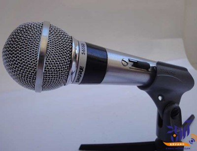 میکروفون داینامیک شور 565SD