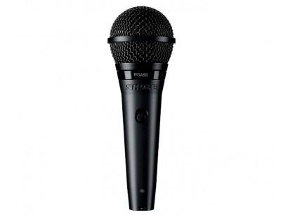 میکروفون داینامیک شور Shure PGA58 Vocal Microphone