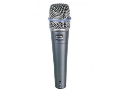 میکروفون داینامیک شور Shure BETA57A Instrument Microphone