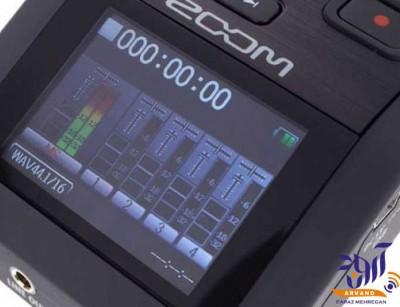 رکوردر زوم Zoom H6