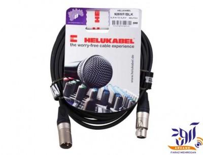 کابل میکروفون هلوکیبل N2.5MF