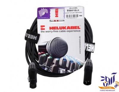 کابل میکروفون هلوکیبل Helukabel S2.5MF