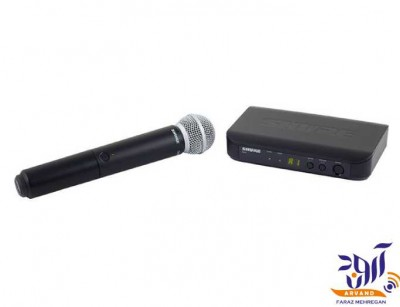 میکروفون وایرلس شور Shure BLX24/SM58