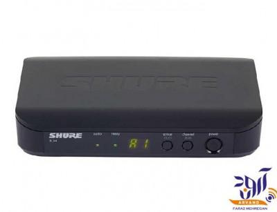 میکروفون بیسیم شور Shure BLX24/SM58