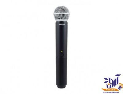 میکروفون بی سیم شور Shure BLX24/SM58