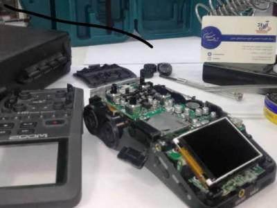 تعمیر رکوردر زوم Zoom H6 Voice Recorder