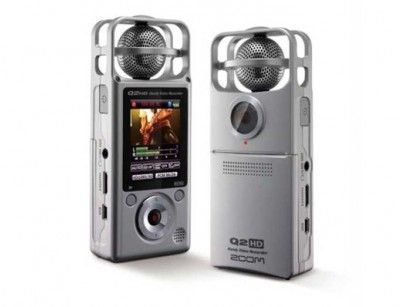 ضبط کننده زوم Zoom Q2HD Handy Video Recorder