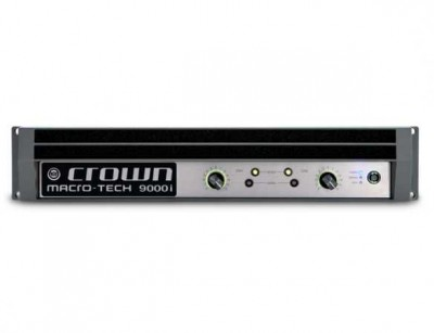 آمپلی فایر کرون Crown Macro Tech MA 9000i Amplifier