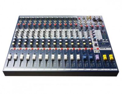 میکسر ساندکرافت Soundcraft EFX8 Audio Mixer