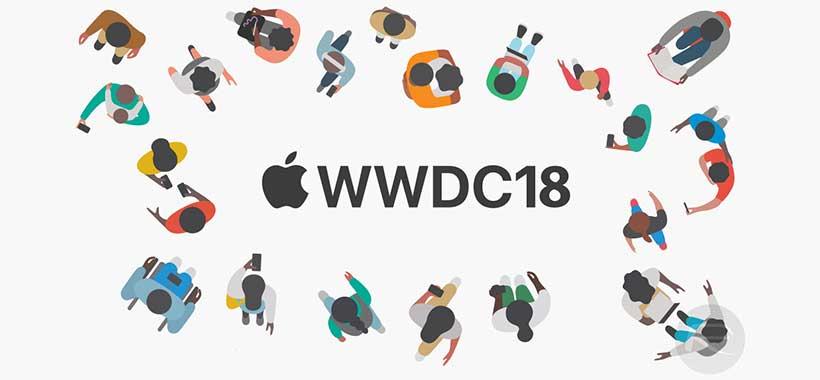 کنفرانس WWDC 2018 اپل،