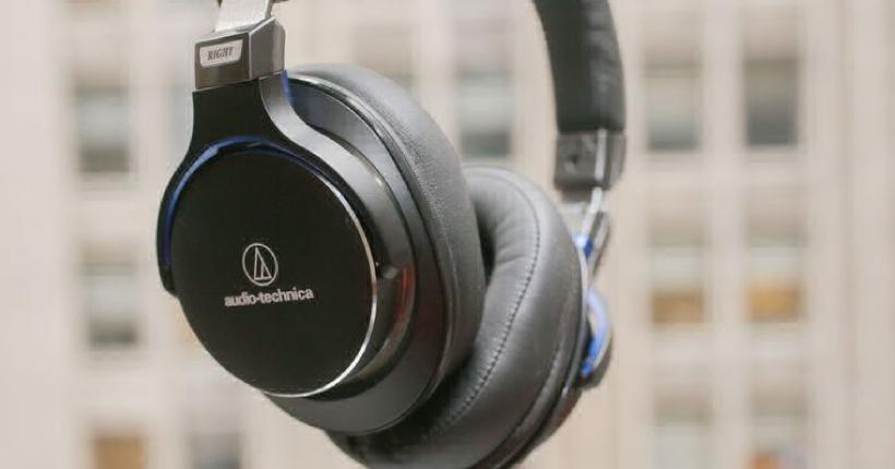 هدفون آدیو تکنیکال Audiotechnica Headphones