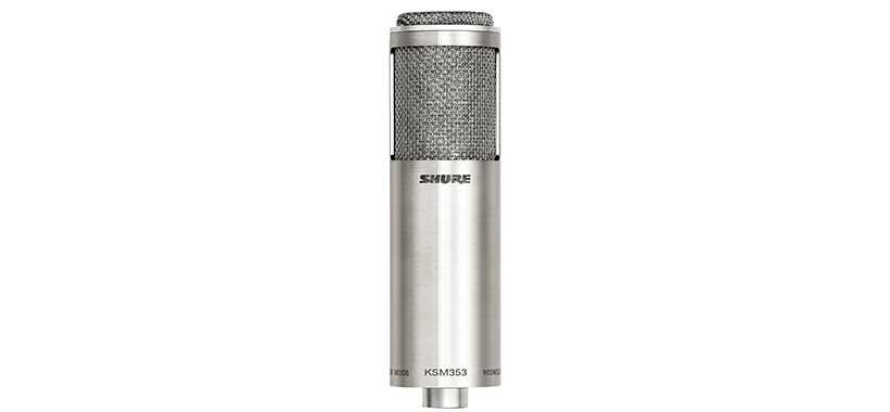 میکروفون KSM353 شور