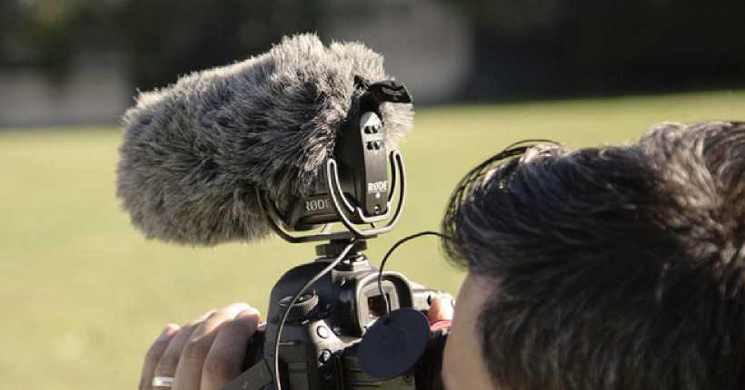 بادگیر میکروفون برای جلوگیری از صدای باد
