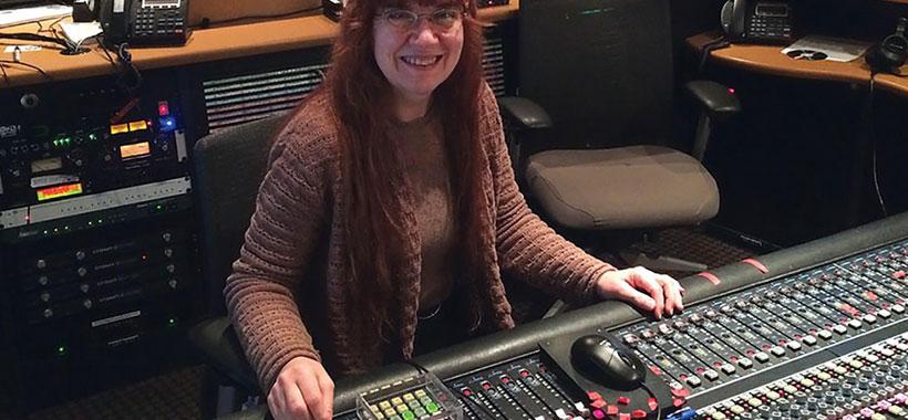 میکسر صدا و واژه های مربوط به آن audio mixer