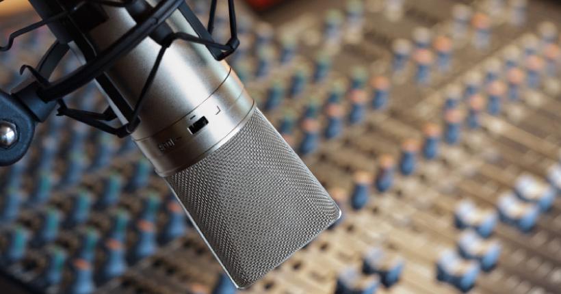 میکروفون حرفه ای استودیو