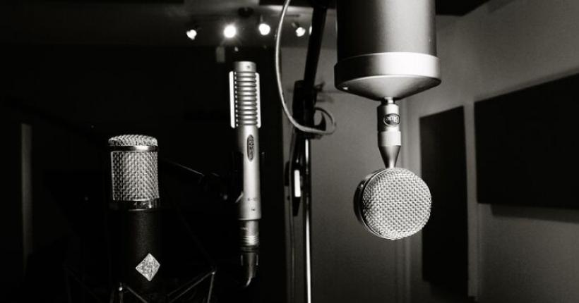 condenser mic or dynamic mic