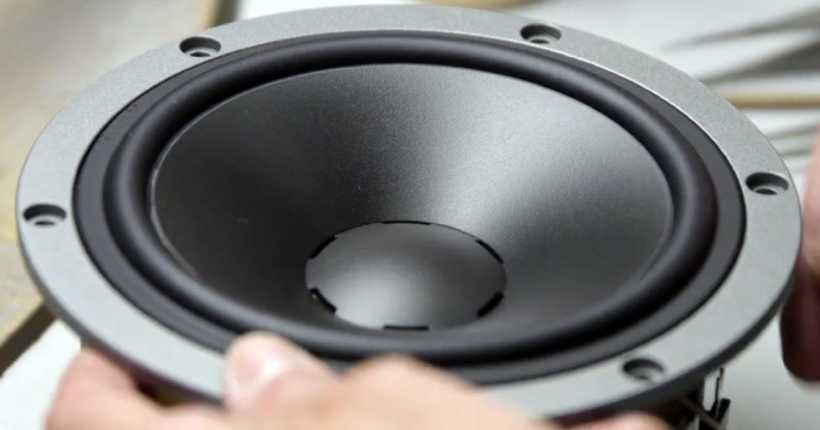 تعمیر باند اکتیو active speaker repairment
