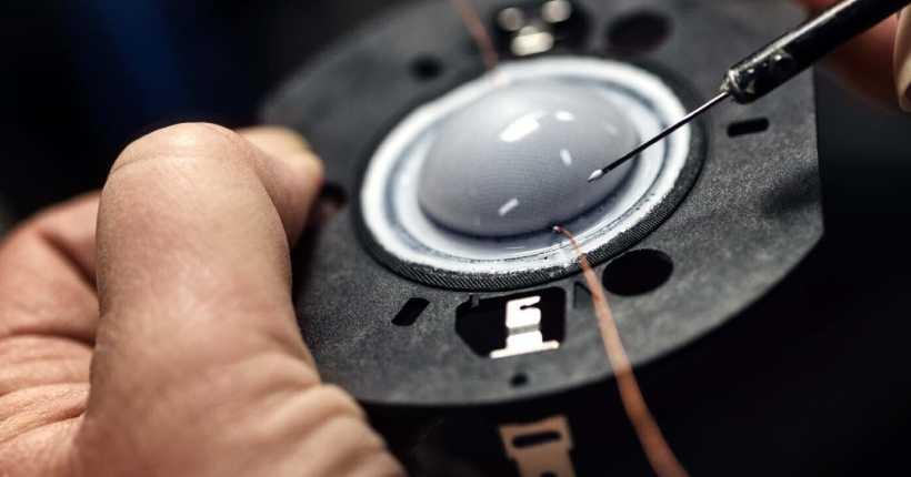 تعمیر باند پسیو pasive speaker repair