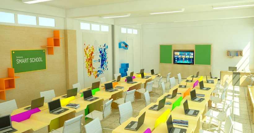 پروژه هوشمندسازی مدارس در آروند