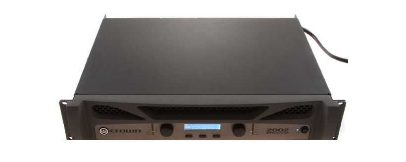 آمپلی فایر کرون Crown XTI 2002 Amplifier