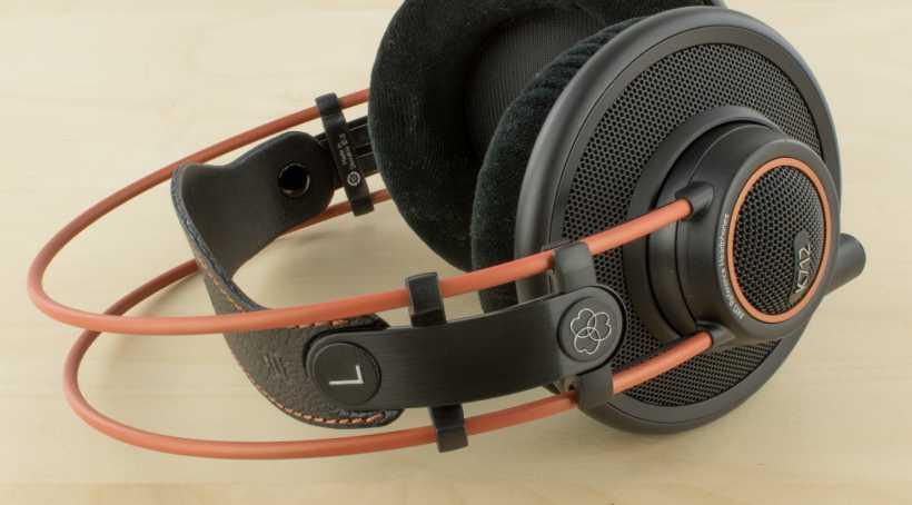 هدفون ای کی جی AKG Headphone K712 Pro