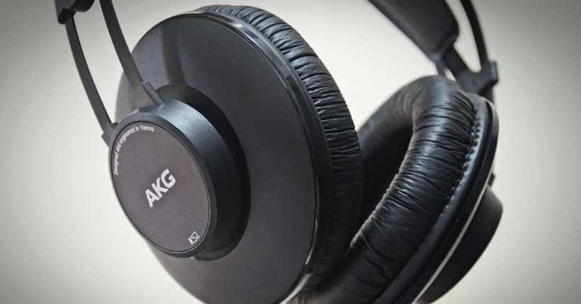 هدفون ای کی جی سازگاری بالا AKG K52