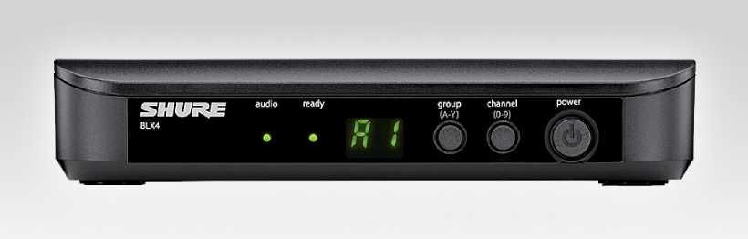 میکروفون بی سیم شور BLX24/B58