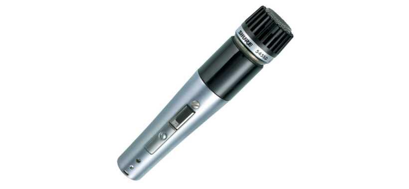 میکروفون داینامیک شور Shure 545SD Instrument Microphone