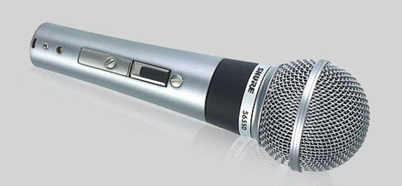 قابلیت امپدانس دوگانه میکروفون شور