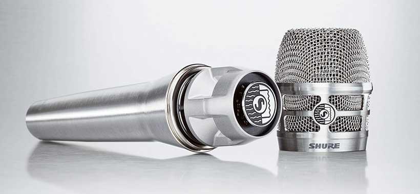 میکروفن شور KSM8 با دیافراگم دوگانه