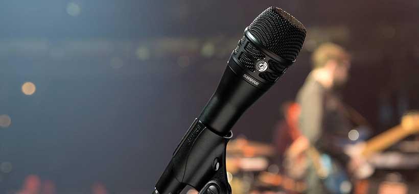 شکل ظاهری خاص میکروفون شور KSM8