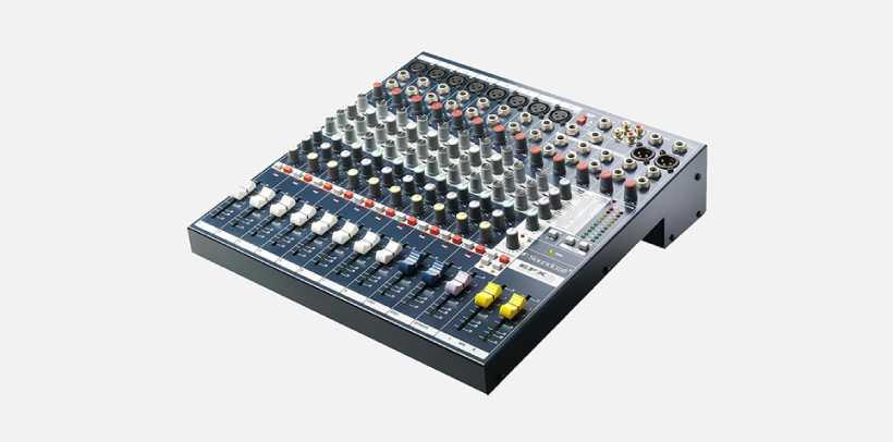 میکسر ساندکرافت EFX8 Mixer