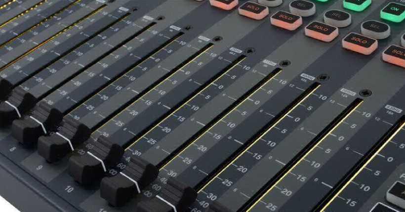 میکسر دیجیتال ساندکرافت Si Expression 1 Digital Mixer